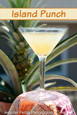 island punch cocktail recipe, tropical punch vodka