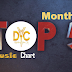 DYC Music Chart - MAY Top 5 Songs || Top 5
