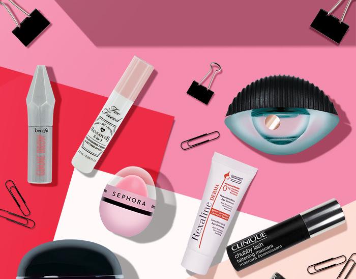 Nowy Sephora Box Październik 2017 Beauty Resoluions