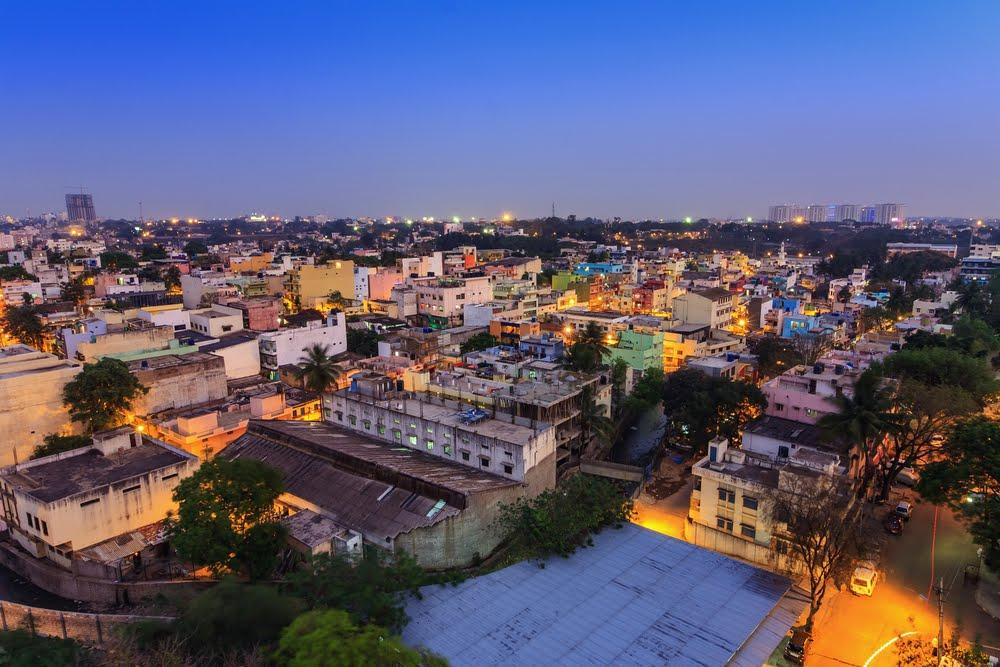 Bangalore landscape