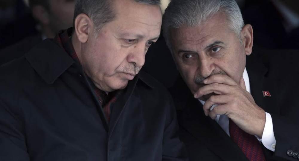 أردوغان ويلدريم