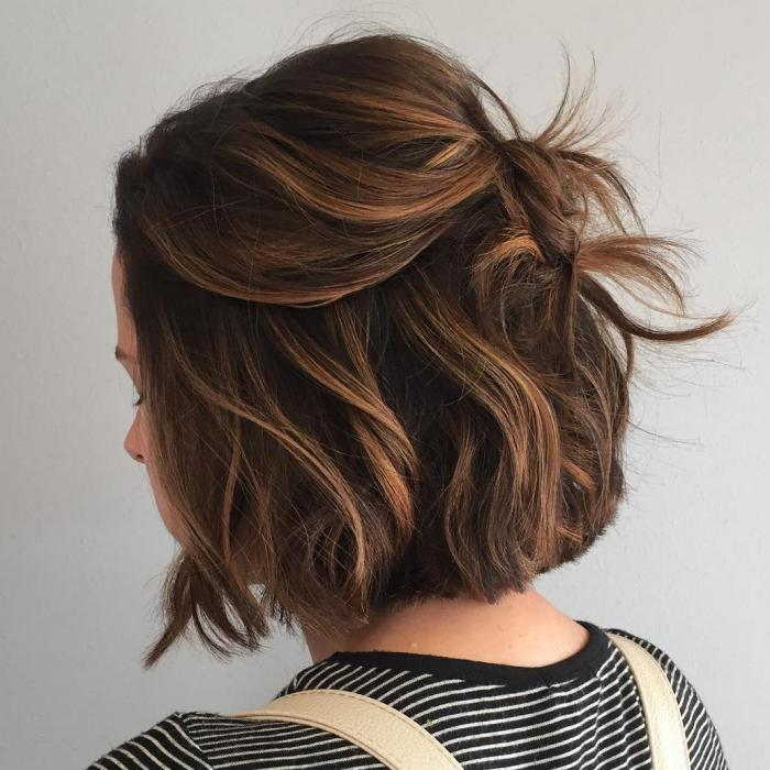 Actual styling for bob haircuts