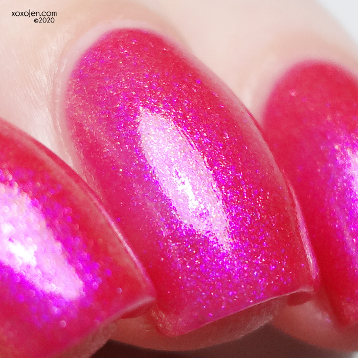 xoxoJen's swatch of Fair Maiden Brave Heart