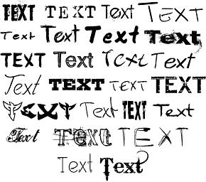 تنسيق النص
