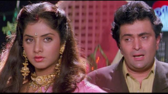 Kuch Bhool Gaye Kuch Yaad Raha Lyrics in Hindi & English | Rishi Kapoor