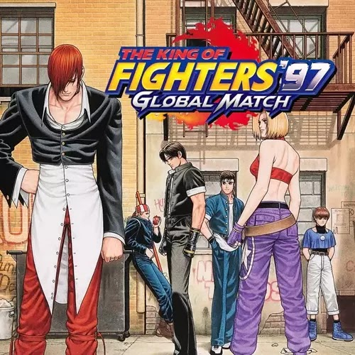 Jogo The King Of Fighters '97 Global Match [PS4]