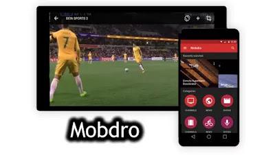 تطبيق Mobdro للأندرويد, تحميل برنامج القنوات المشفرة, تطبيق Mobdro مدفوع للأندرويد, تطبيق Mobdro مهكر للأندرويد, تحميل برنامج مشاهدة القنوات الاوربية