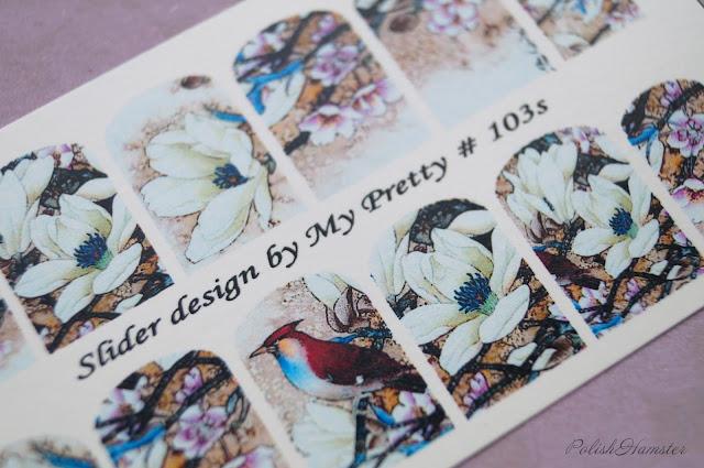 """Слайдер-дизайн """"My pretty"""" 103s"""