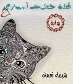 رواية قطة حطمت أسواري