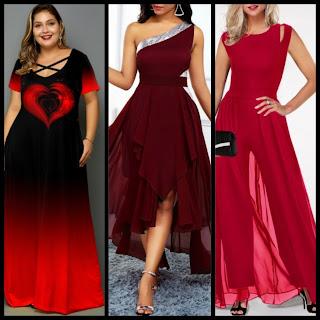 rotita red dresses
