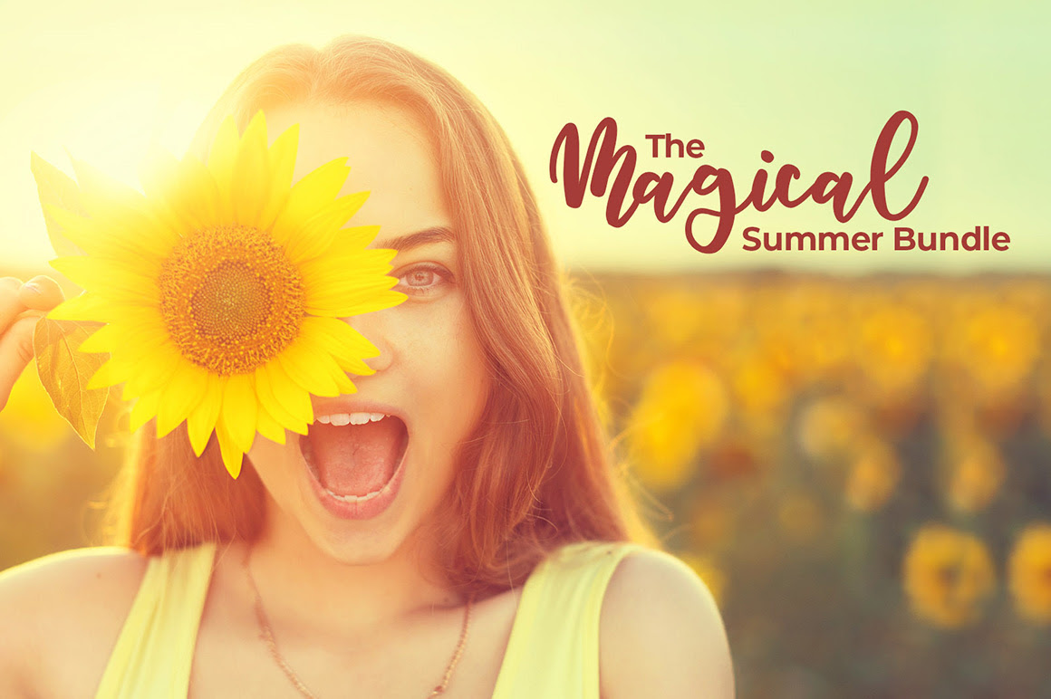 The Magical Summer Designs Bundle
