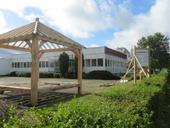magasin de déstockage scieries Lamichêne dans l'Orne