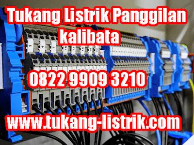 Jasa Tukang Listrik Panggilan 24 Jam di Kalibata Hub 082299093210