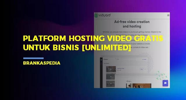 Platform Hosting Video Gratis