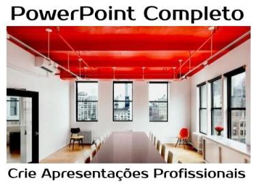 PowerPoint Completo – Crie Apresentações Profissionais Download Grátis