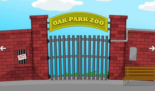 Solved Escape The Zoo Walkthrough