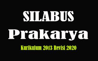 Silabus Prakarya SMA K13 Revisi 2018, Silabus Prakarya SMA Kurikulum 2013 Revisi 2020