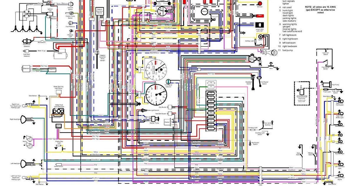 Free Auto Wiring Diagram: 1978 Alfa Romeo 2000 Spider Veloce Wiring Diagram