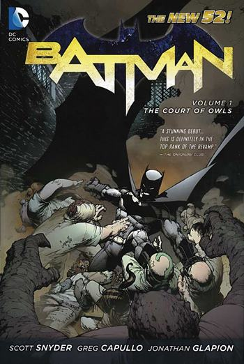 El Tribunal de los Buhos es uno de los mejores arcos de Batman