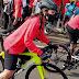 Wulan Guritno Tantang Menhub Touring Sepeda 60 Kilometer