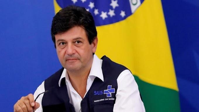 Livro do ex-ministro da saúde, Henrique Mandetta, será lançado nesta sexta-feira (25)