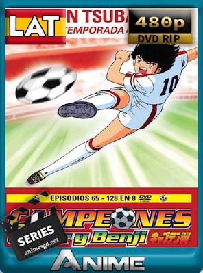 Super Campeones (1983) [12/64] Temporada 2 [Lat-Cast-Jap] [480p] [GoogleDrive] AioriaHD