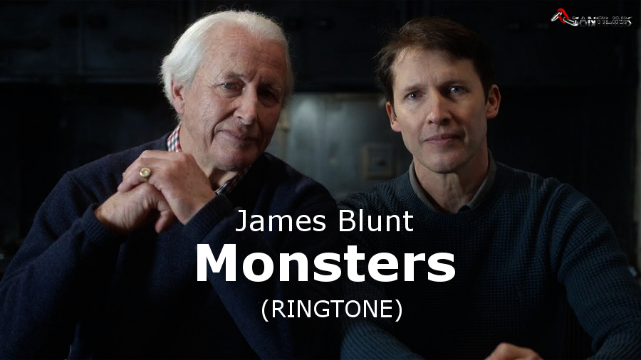 Monsters, Android, iPhone, James Blunt, ringtone, suonerie gratis