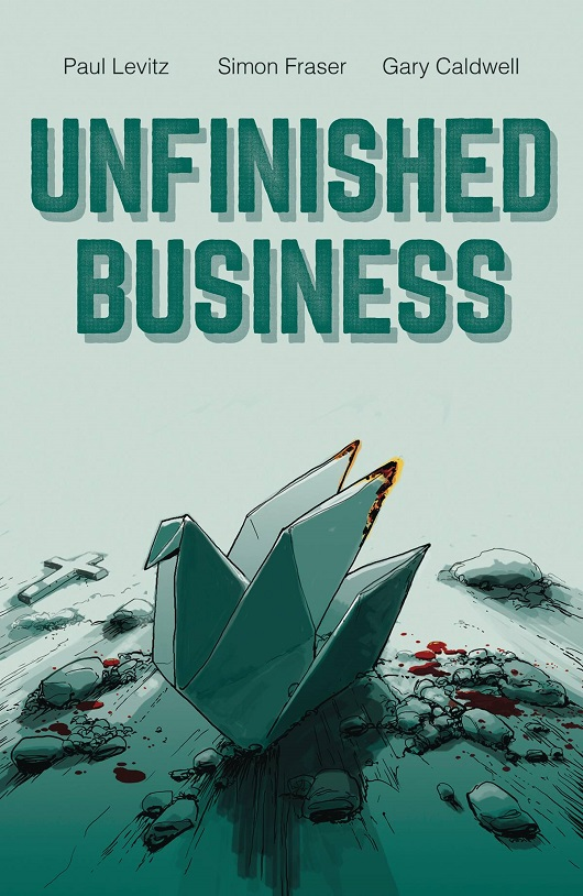 Cover of Unfinished Business HC