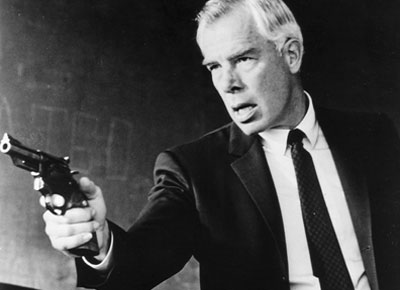 Classic Film and TV Café: The Five Best Lee Marvin Performances