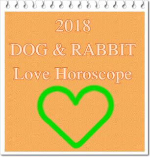 2018 DOG & RABBIT Love Horoscope