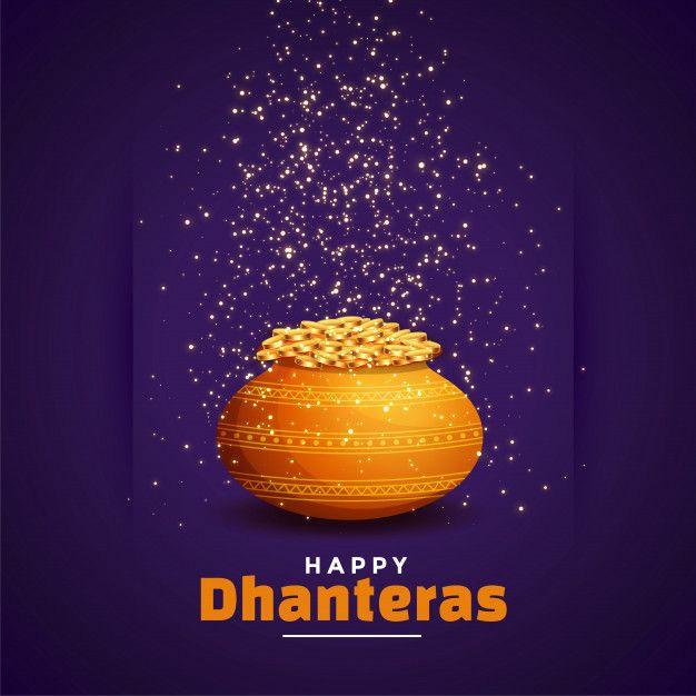 Happy Dhanteras wishes 2021