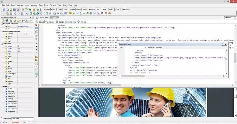 Software Desain Web Responsive Gratis Terbaik-5