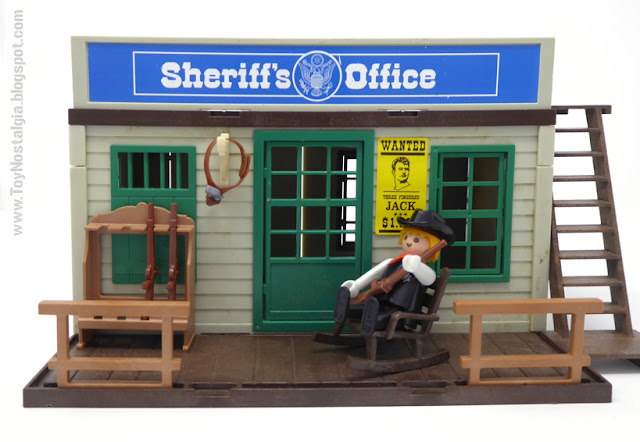"Sheriff Office"" 3423 de Playmobil"