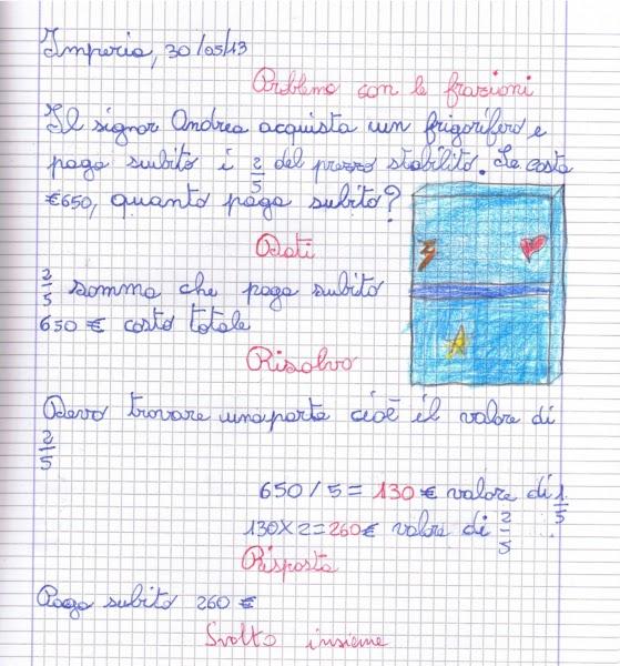 didattica matematica scuola primaria: Problemi con le ...