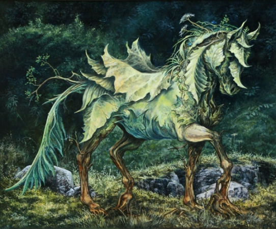 Séverine Pineaux 1960 | Fantasía pintor francés e Illustrator