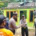 Polsek Mrebet Ikut Rehab Rumah Tidak Layak Huni Libatkan Personel Untuk Ikut Membantu Kegiatan