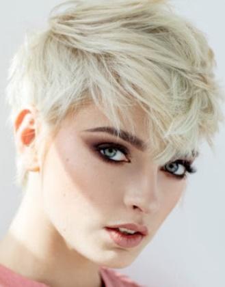 La moda en tu cabello: Pelo corto en capas 2019/2020