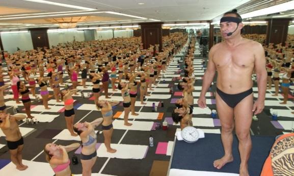योग दिवस पर एक ऐसे  योग गुरु की कहानी जो हमेशा सेक्स स्कैंडल में फंसे रहे