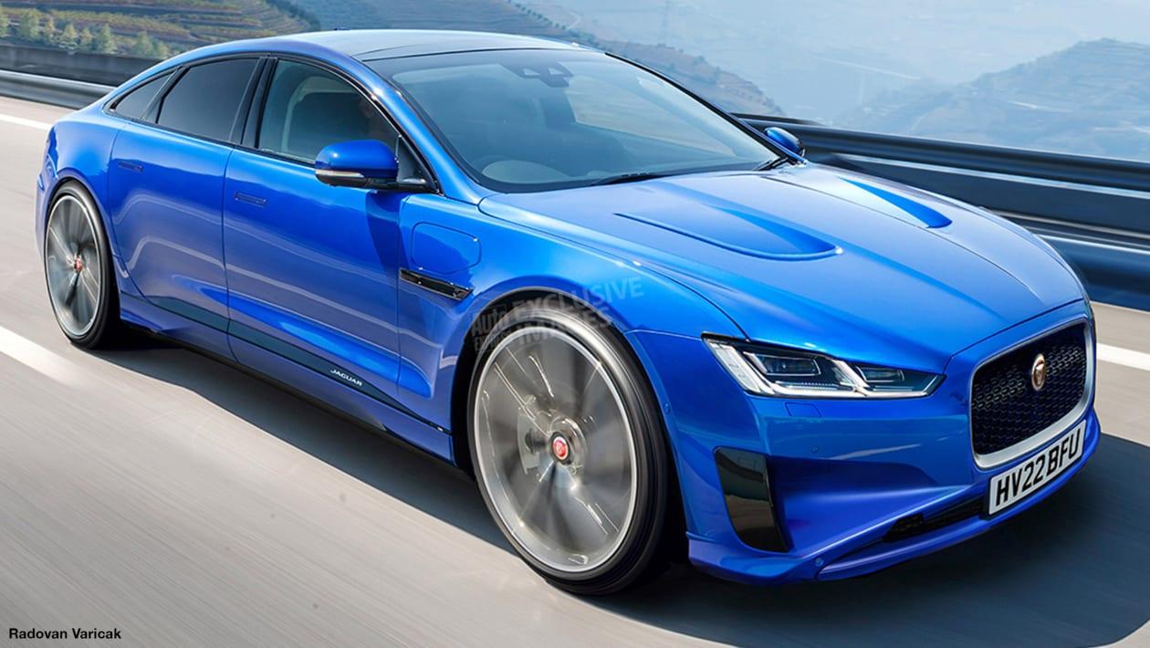 Diario Automotor: Nuevo Jaguar XJ 2021 próximo sedán de ...