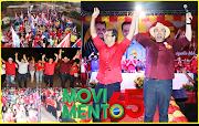 Em convenção histórica, Rogério Almeida e Frankson foram oficializados candidatos a prefeito e vice em Esperantinópolis.