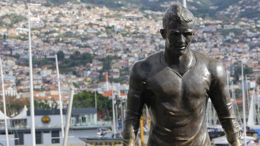 Ronaldo Sportsman Of The Year