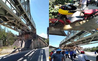 Bình Định: Hai nữ sinh lớp 9 chụp hình lúc tàu chạy, bị cuốn vào tử vong