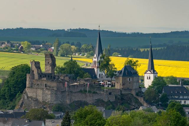 Saar-Hunsrück-Steig Etappe 20 Von Mörsdorf nach Kastellaun  Hängebrücke Geierlay Wandern im Hunsrück Traumschleifen-Hunsrück 15