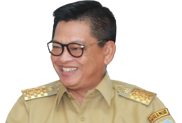 Gubernur Irianto Minta PAD dari Sektor Pajak Dimaksimalkan