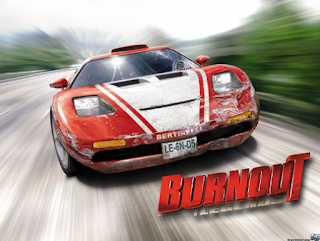 Download Burn Out Legends ISO/CSO PSP PPSSPP High Compress