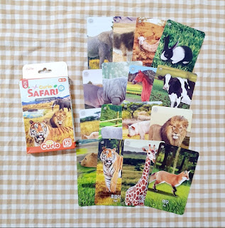 Variasi Curio Safari