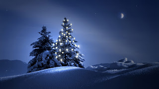 Xmas-tree-covered-with-snow-night-image-with-moon-background-photo.jpg