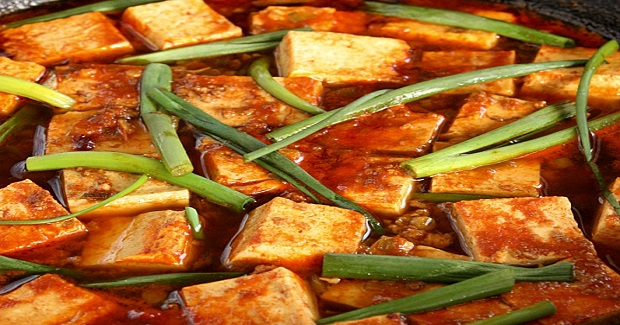 Braised Tofu And Ground Beef Recipe