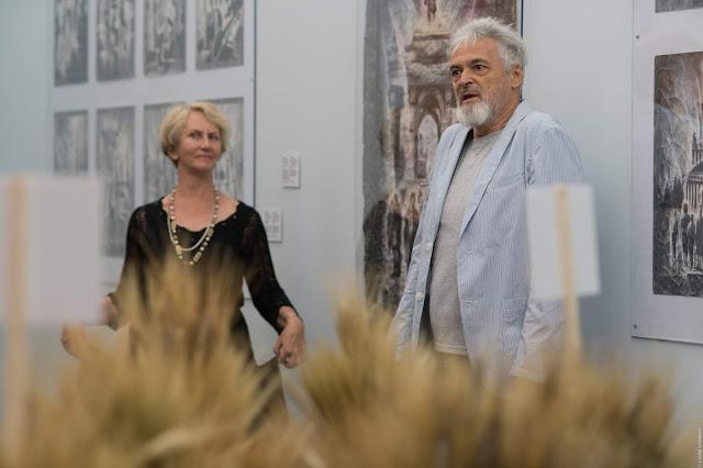 Валерий и Наташа Черкашины