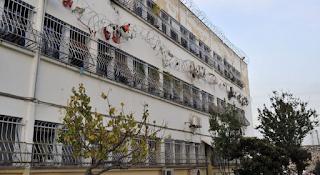 Κορυδαλλός: Κρατούμενος μετέτρεψε το κελί του σε σουβλατζίδικο